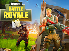 Fortnite Battle Royale Online