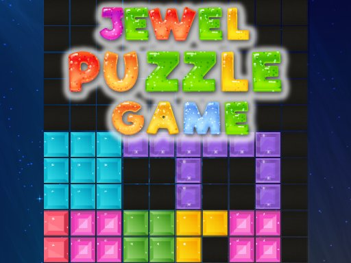 Jewel Puzzle Blocks