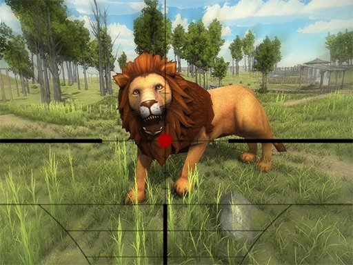 Lion Hunting 3D