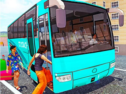 Off Road bus Transport Driver: Tourist Coach Sim
