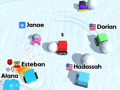 Snow War .io